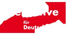 AfD Osterholz – Unser Land, unsere Heimat. Logo